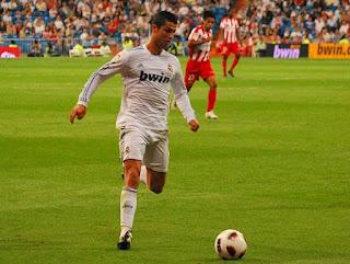 Cristiano Ronaldo - 4 times ballon d'ore