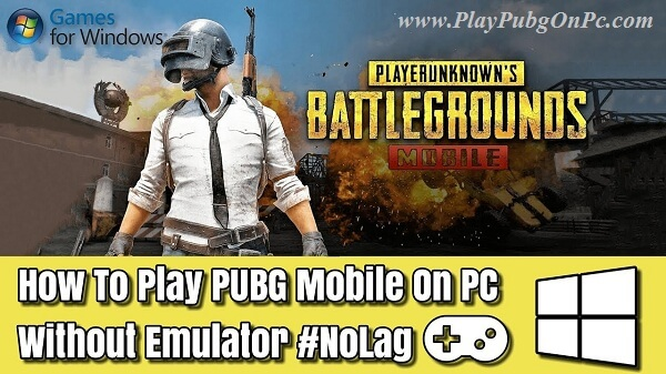 How To Play Pubg Mobile On PC ~ Play Pubg Mobile On PC