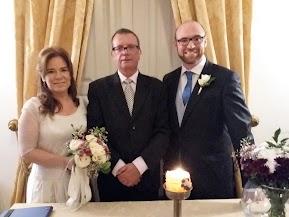 Ceremonia de bodas en Elvas (Portugal)