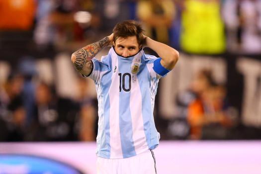Alasan Maradona Sebut Lionel Messi Tak Pantas Jadi Kapten Timnas Argentina