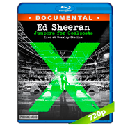 Ed Sheeran: Jumpers for goalpost: X Tour at Wembley Stadium (2015) BRRip 720p Audio Ingles 5.1 Subtitulada