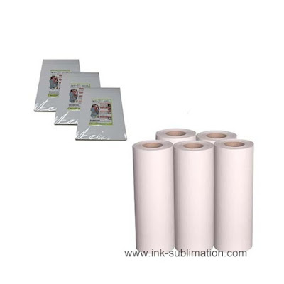 100gsm sticky sublimation paper