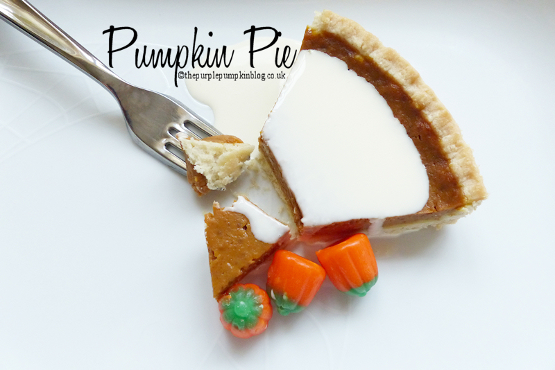 Easy #Pumpkin Pie Recipe