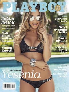 Revista Playboy Croacia - Julio 2017 PDF Digital