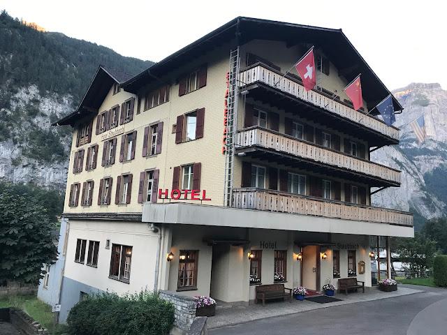 Onde hospedar em Lauterbrunnen