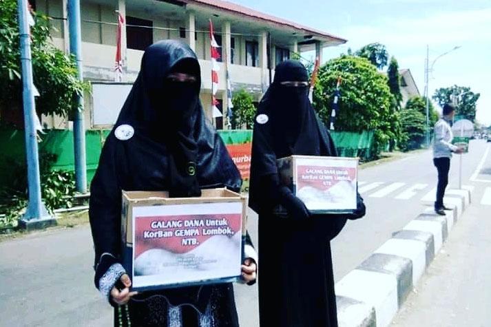 """FPI Melakukan Tindakan """"Radikal"""" untuk Lombok"""