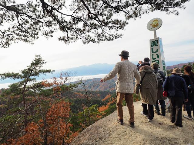 昇仙峡 展望台