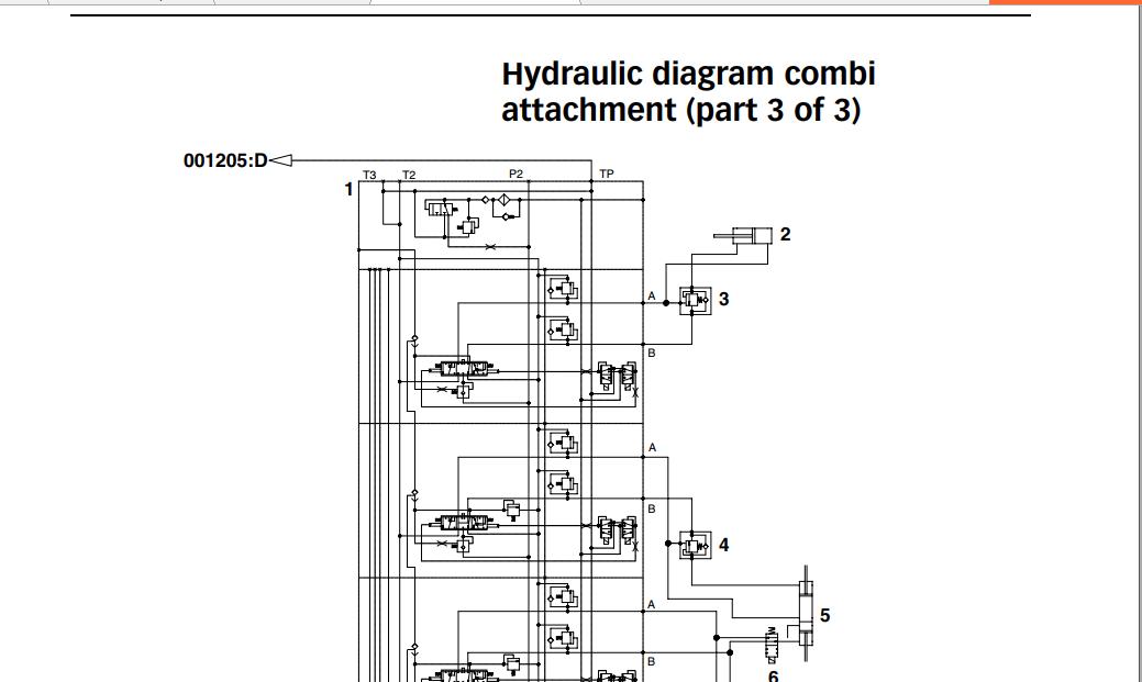 KALMAR DRF 400 450 - Auto Electrical Wiring Diagram on