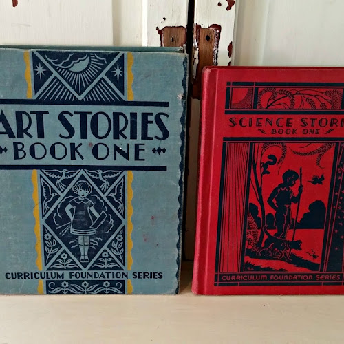 More Vintage Books - Curriculum Foundation Series Books