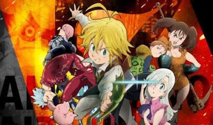 Nanatsu No Taizai 2 Todos os Episódios Online
