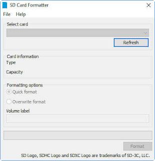SD Card Formatter V5 Online
