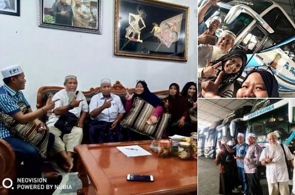 Alhamdulillah! Bus PO Haryanto Tetap Berangkatkan Peserta Reuni 212