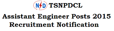 TSNPDCL, AE,Assistant Engineer Posts