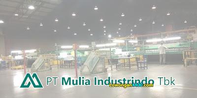 Lowongan Kerja PT. Mulia Industrindo Tbk Bulan September 2020