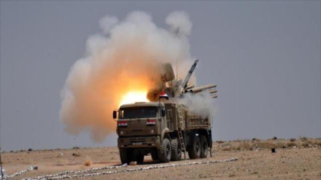 Ejército sirio blinda sus bases con nuevo sistema de radar ruso