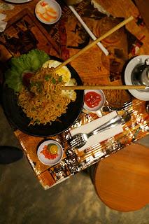 Kuliner dan wisata. kombinasi yang menyenangkan