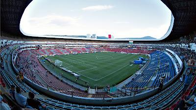El Estadio Corregidora