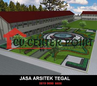 Cari Jasa Desain Arsitek Tegal