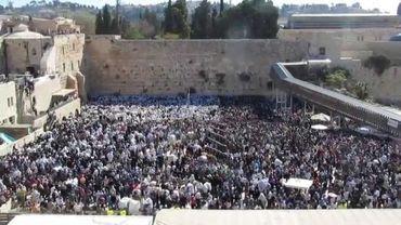Bênção Sacerdotal da Páscoa Judaica