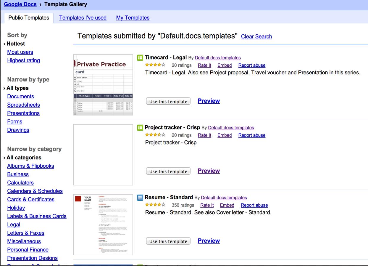 10 excellent google drive templates for teachers educational