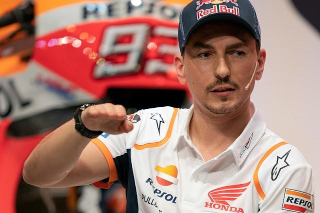 Jorge Lorenzo Pastikan Tampil Di Tes Pramusim MotoGP Qatar