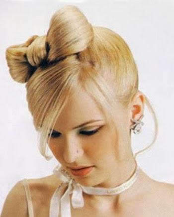 Gambar model rambut kepang 6