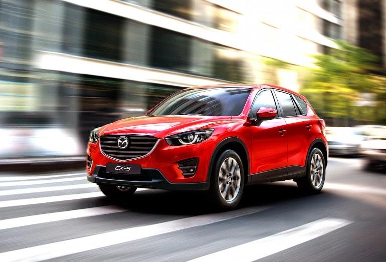 Mazda CX5 2015-2016