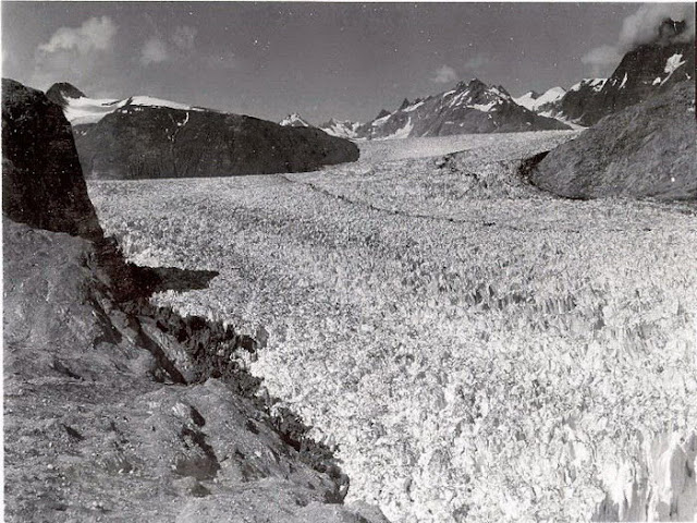Muir Glacier, Alaska, 13 August 1941 worldwartwo.filminspector.com