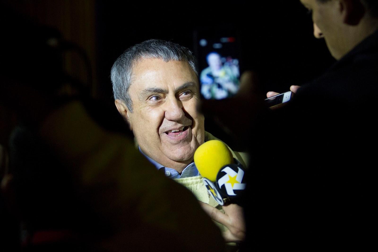 Presidente de Tigres, Alejandro Rodríguez.