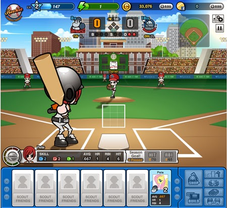 baseball heroes game facebook