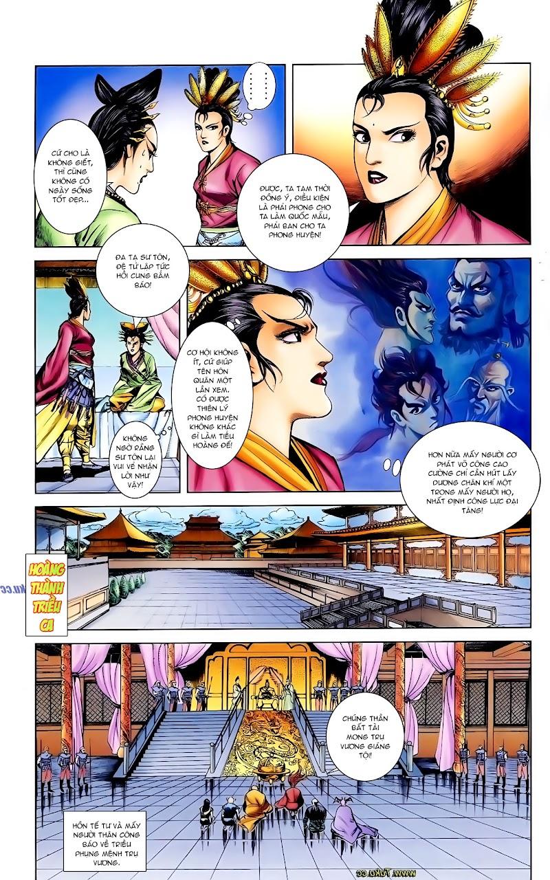Cơ Phát Khai Chu Bản chapter 112 trang 15