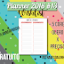 Planner 2018 #13: Wishlist (gratuito para download)