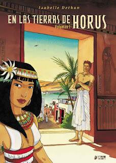 En las tierras de Horus