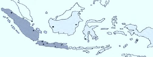 Perhatikan peta di bawah ini ! Mengerjakan Pr Soal Pilihan Ganda Perjuangan Diplomasi Mempertahankan Kemerdekaan