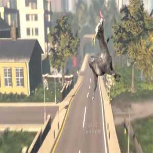 download goat simulator pc game full version free