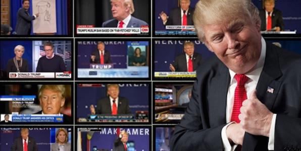 Πως ο Τραμπ χρησιμοποίησε τα «mainstream» ΜΜΕ προς όφελός του (βίντεο)