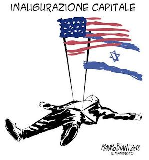 Inaugurazione capitale - Mauro Biani