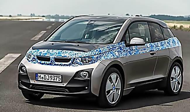 2016 BMW i3 M Redesign