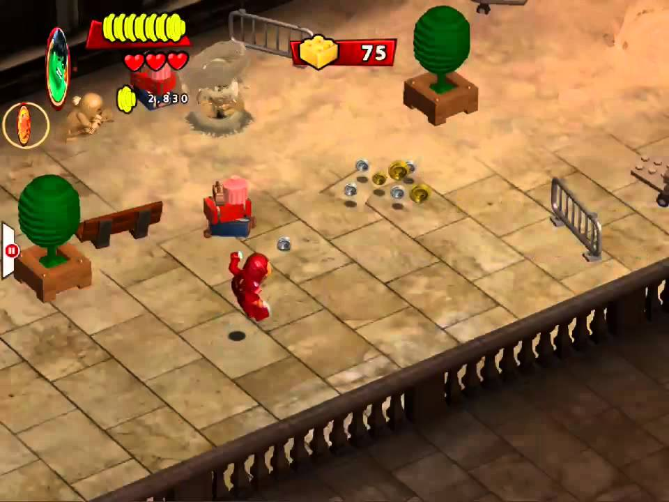 LEGO Marvel Super Heroes Apk - Gaming Point