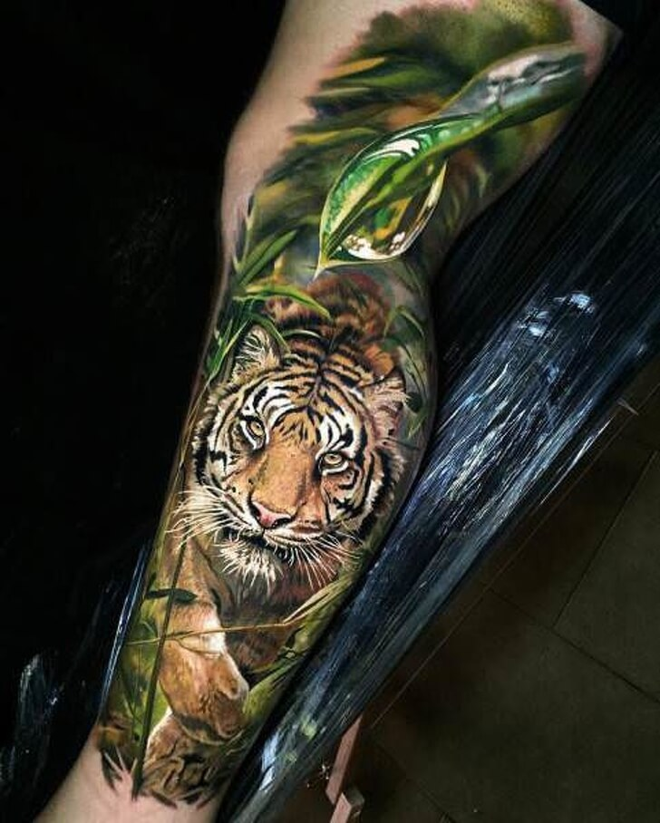 15+ Mind-Blowing Tattoos That Are Just Too Perfect To Be Real