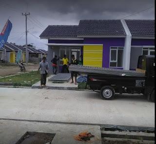 jalan raya rumah subsidi cileungsi bogor