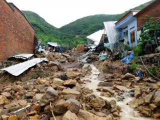 12 dead in Vietnam floods, landslides