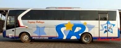 Harga Tiket Bus Sugeng Rahayu dan jadwal bus sugeng rahayu