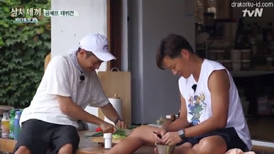 Three Meals a Day Season 4 Episode 5 Subtitle Indonesia