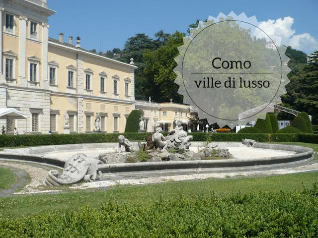 Lago di Como: tra ville di lusso e viaggi nella natura. Villa Olmo