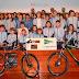 González anima a los centros educativos a inscribirse en BiciAula 2018, que promueve  la práctica del ciclismo entre los alumnos de tercero y cuarto de Primaria