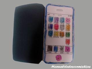 Colorear móvil para el Dia del padre
