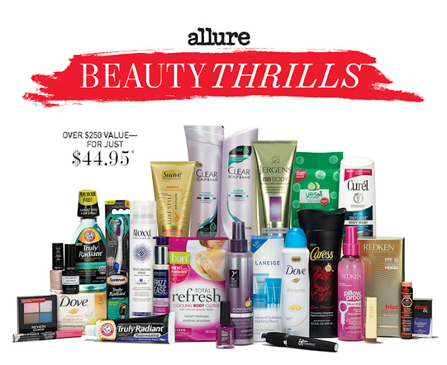 Allure Beauty Thrills, Barbies Beauty Bits