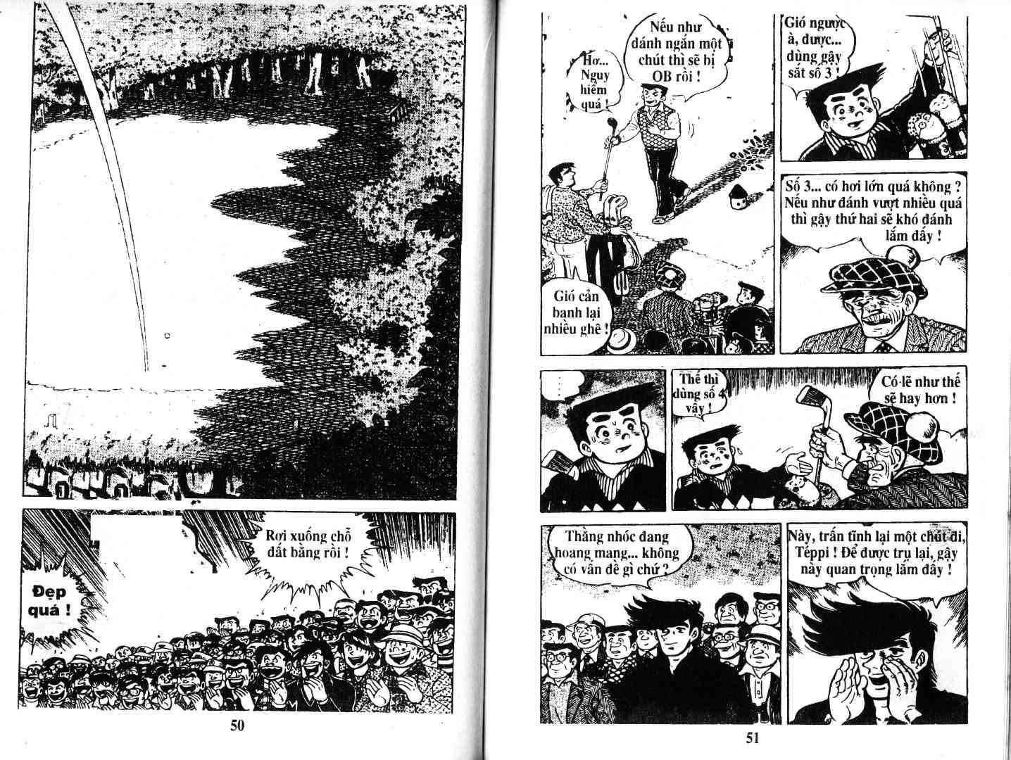 Ashita Tenki ni Naare chapter 52 trang 24