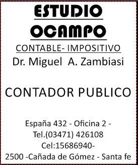 ESTUDIO OCAMPO